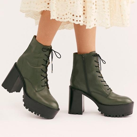 Platform Boots   Poshmark